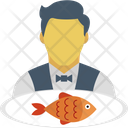 Fish Dish Icon