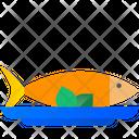 Fish Dish Icon