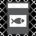 Fish Feed Fish Feed Icon