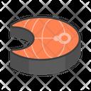 Fish Fillet Icon