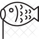 Fish flag Icon