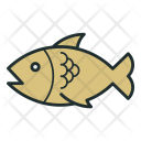 Fish Food Kitchen Icon