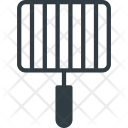 Fish Fryer Utensil Icon