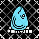 Tuna Fish Head Icon