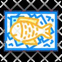 Fish Ice Packed Showcase Fish Icon