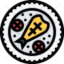 Fish Kitchen Cooking Icon