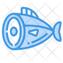 Fish Meat Fish Meal Icon