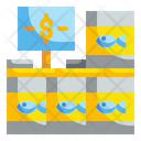 Fish Package Price Product Price Price Icon