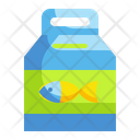 Fish Packaging Fish Container Packaging Icon