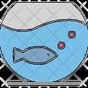 Aquarium Fish Sea Animal Icon
