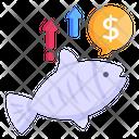 Fish Price Icon