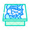 Fish Product Fish Package Showcase Icon