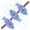 Fish Roasted Fish Grill Fish Icon