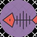 Fish Skull Icon