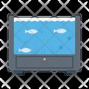 Aquarium Fish Water Icon