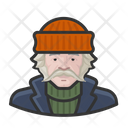 Fisherman Avatar Sweater Icon