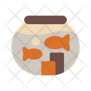 Fishery Fish Pot Save Fish Icon