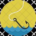 Fishhook Hook Fishing Icon