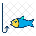 Fishing Catch Fidh Lesiure Icon