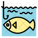 Fish Fishing Parks Icon