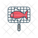 Fishing Cooking Frying Icon