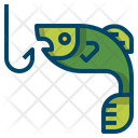 Fishing Sport Catch Icon