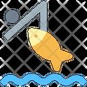 M Fishing Icon