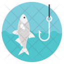 Fishing Outdoor Travelling Icon