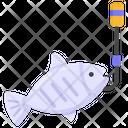 Angling Fishing Fish Trawling Icon