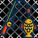 Fishing Fish Sport Icon