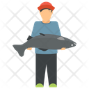 Fishing Fishery Fisherman Icon