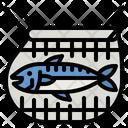 Fishing Fish Net Fisher River Icon