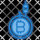 Fishing Bitcoin Money Fishing Bitcoin Bitcoin Icon