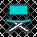 Fishing Chair Chair Beach Chair Icon