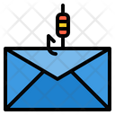 Fishing Email Icon