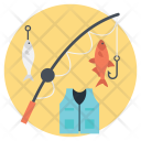 Fishing Equipment Icon