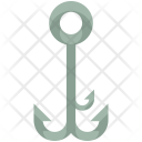 Fishing Hook Tool Icon