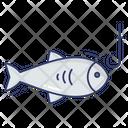 Fishing Hook Fishing Adventure Icon
