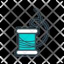 Fishing Line Fishing Accesories Fishing Rope Icon