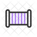 Fishing Reel Wire Icon