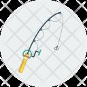 Fishing Rod Wheel Icon