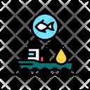 Fishing Ship Color Icon