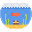 Fishpot Gold Fish Icon