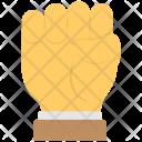 Hand Icon Fist Icon