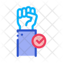 Cast Vote Voting Icon
