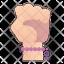 Fist Feminism Punch Icon