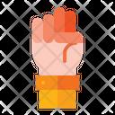 Fist Hand Raised Icon