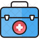 Fist Aid Bag Icon
