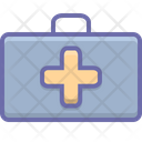 Medical Box Kit Icon