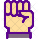 Fist Justice Icon